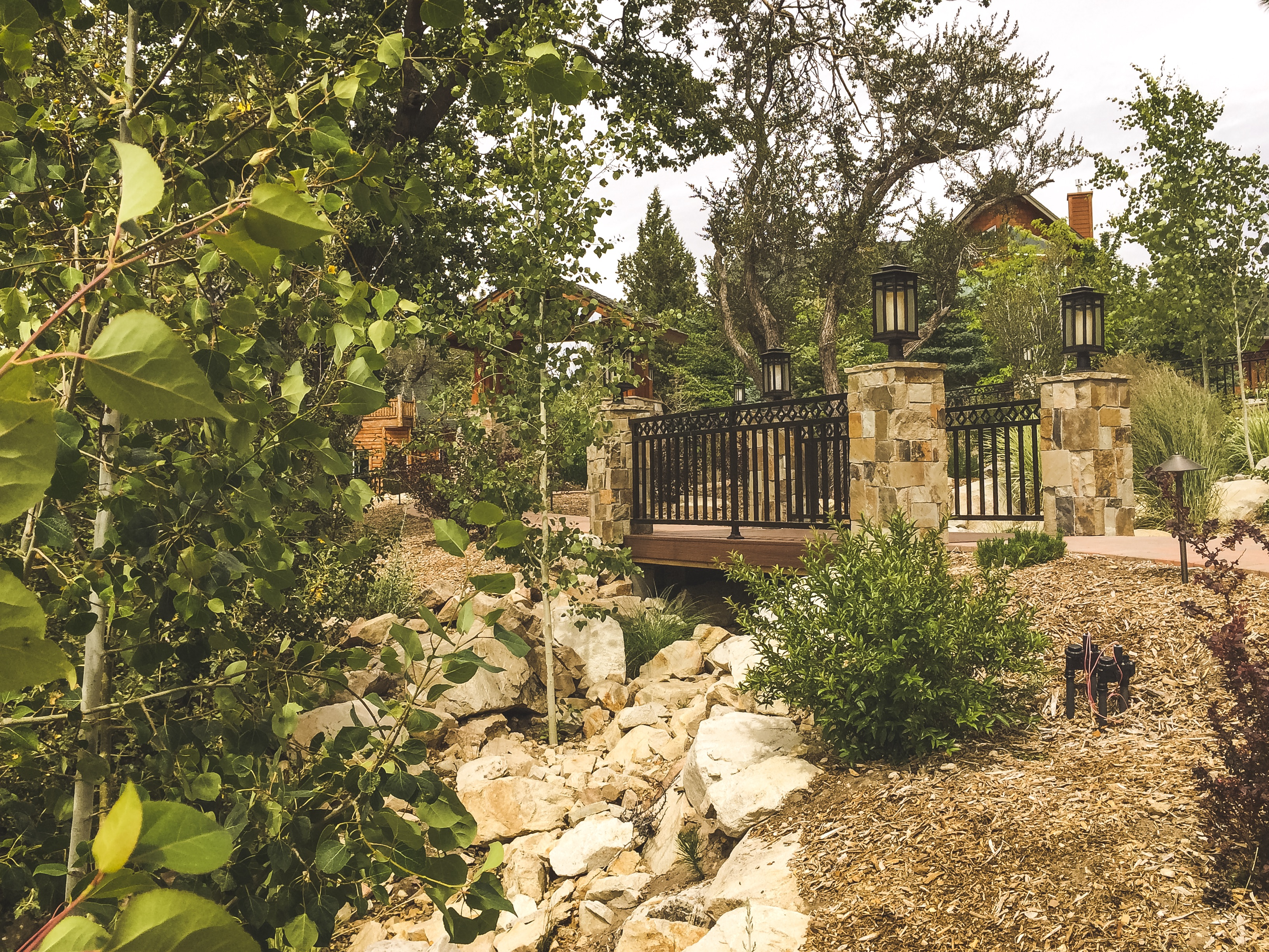 Dry Creeks and Flood Control - Stalcup Landscape Innovations